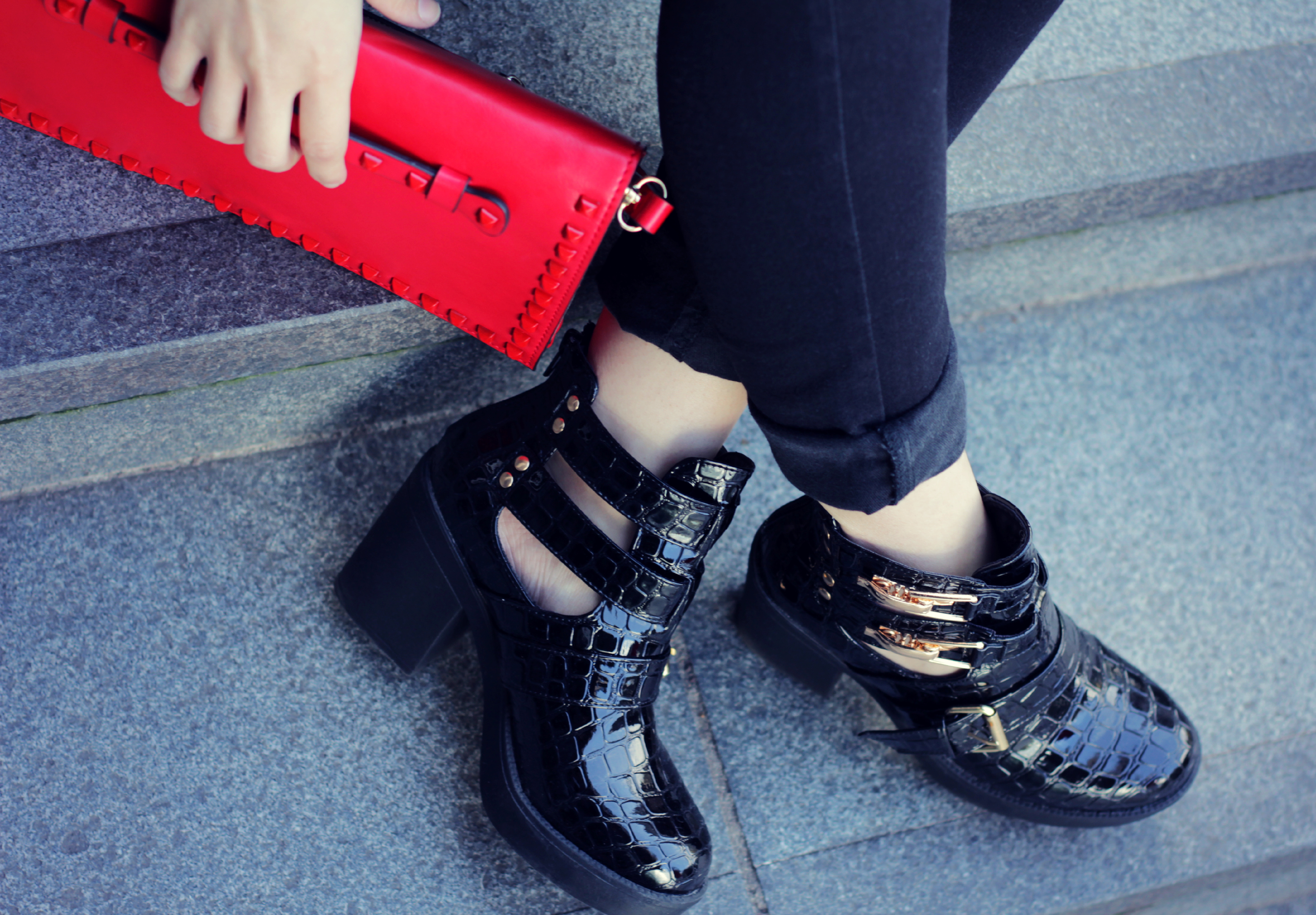 """The """"It"""" Balenciaga boots for less"""