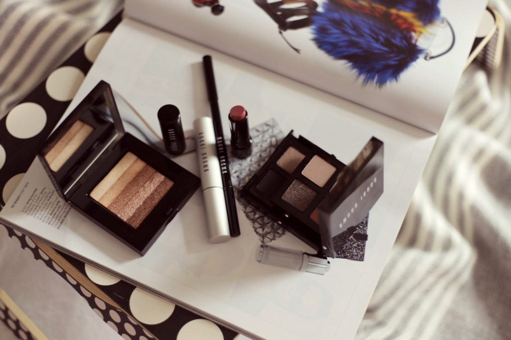Glam up your look with Bobbi Brown's Smokey Nudes