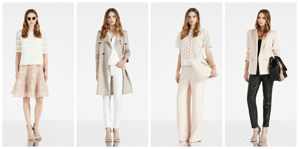 Hot off the press – Reiss covetable neutrals