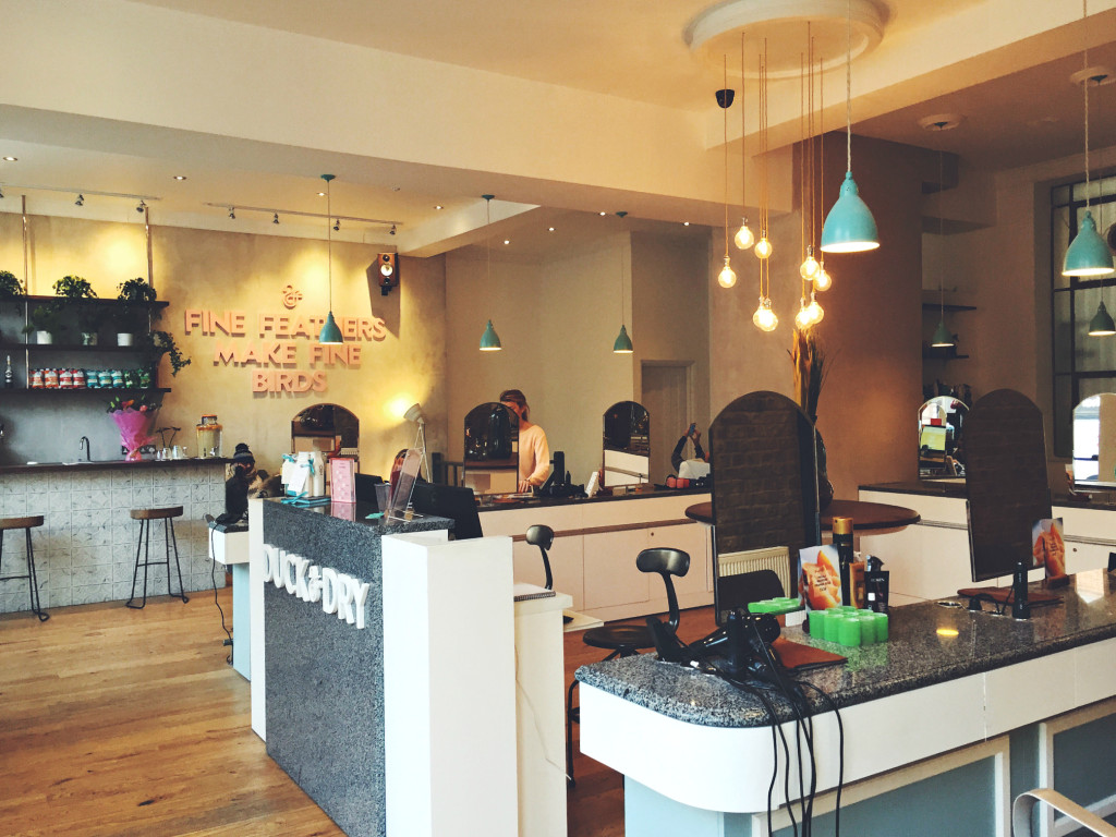 Duck & Dry, the ultimate blow dry bar in London