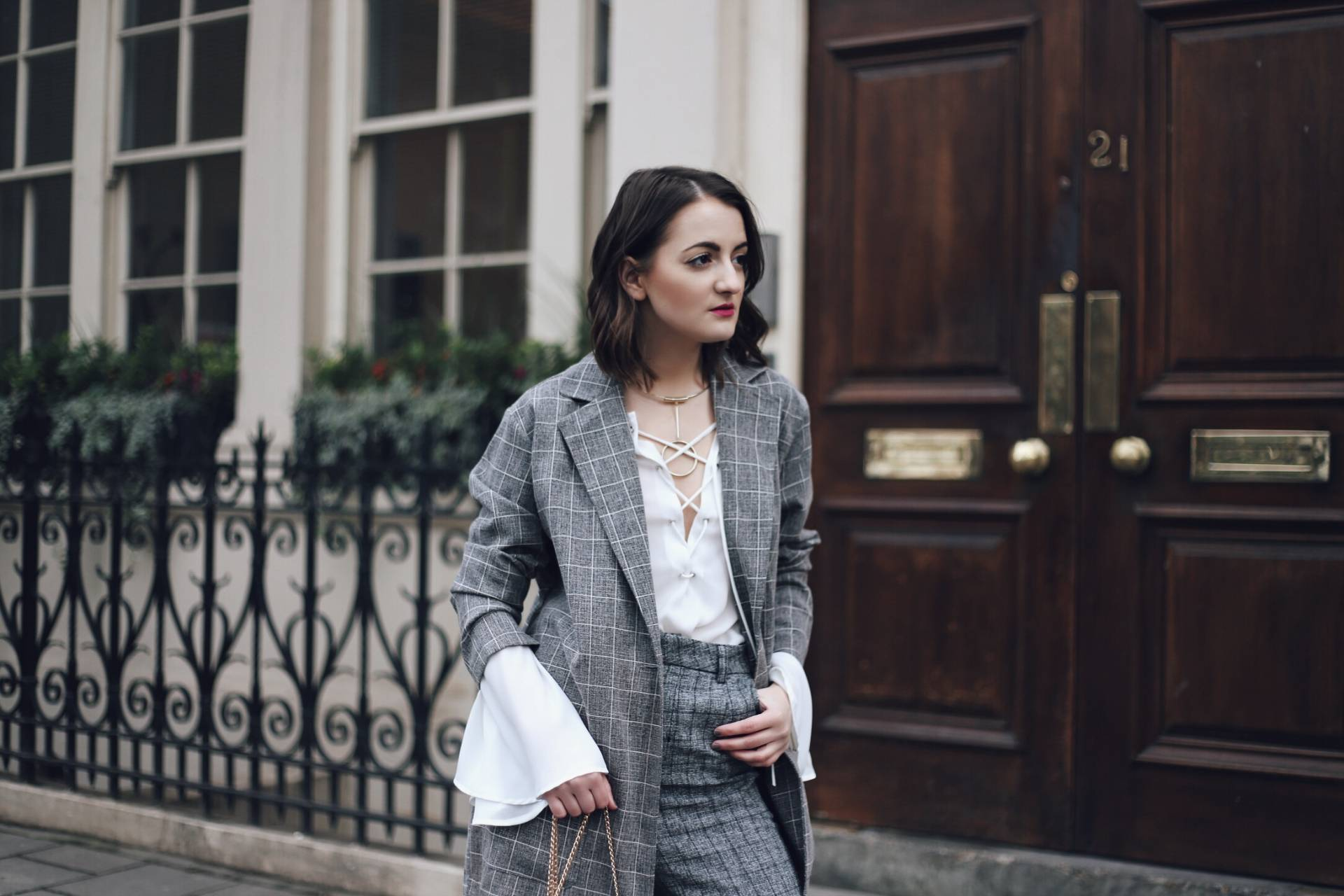 Chloe Lewis unveils her clothing line with Little Mistress