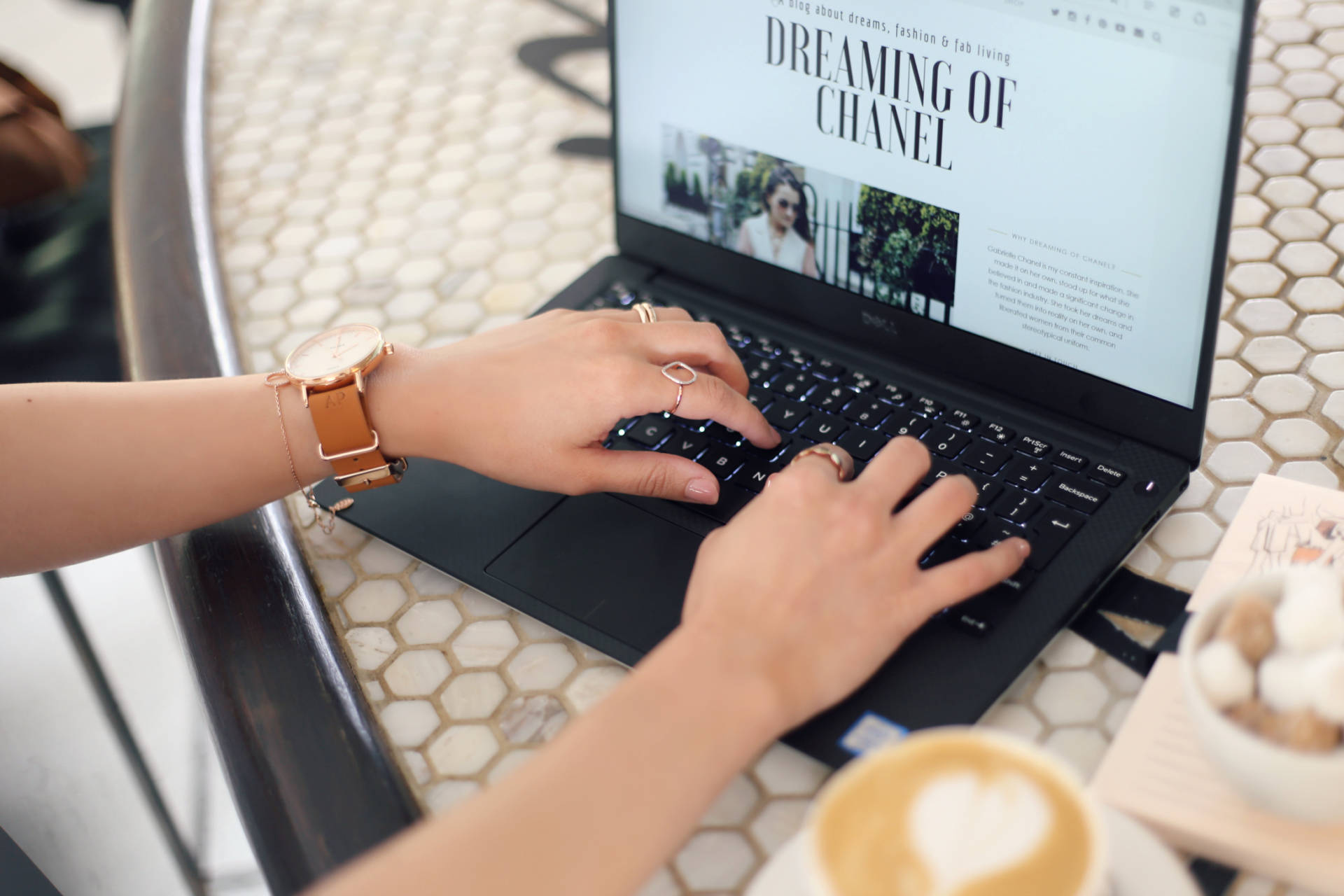 How to create blog content on the go