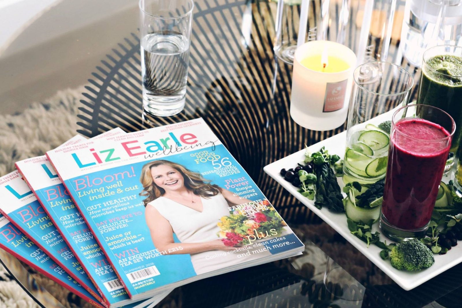BRITA Wellbeing Power Hour with Liz Earle
