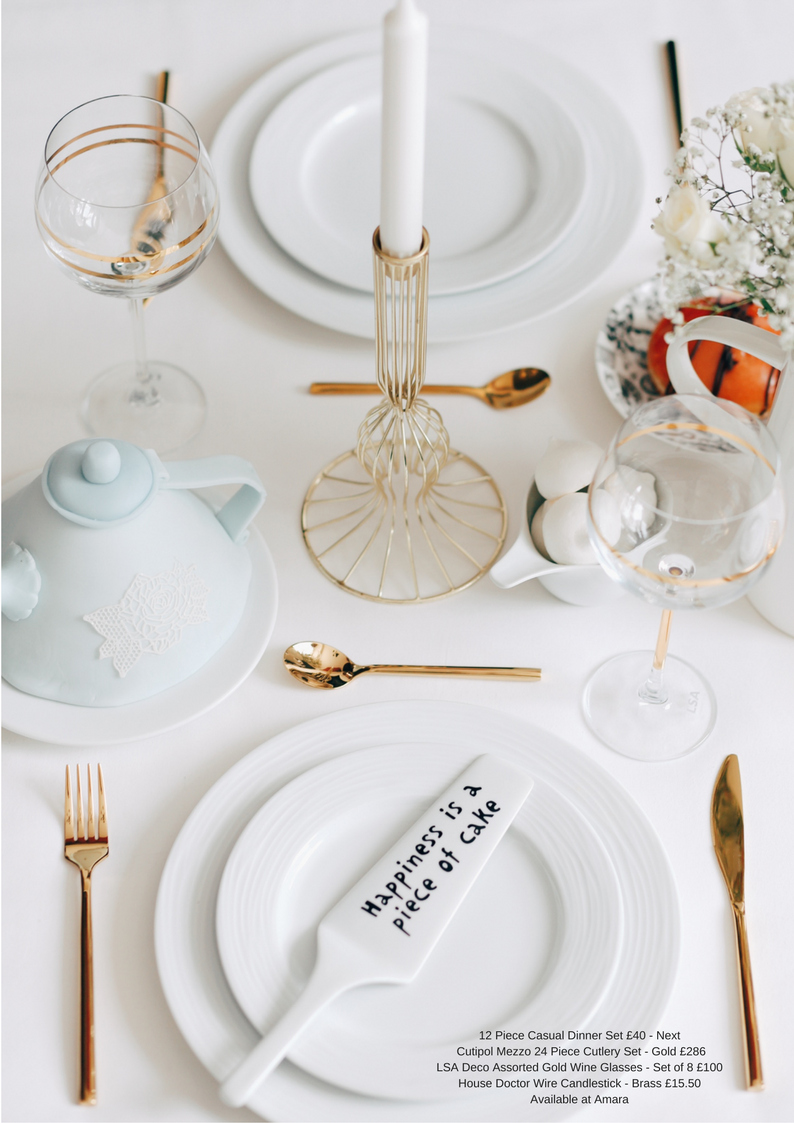 : table setting for brunch - pezcame.com