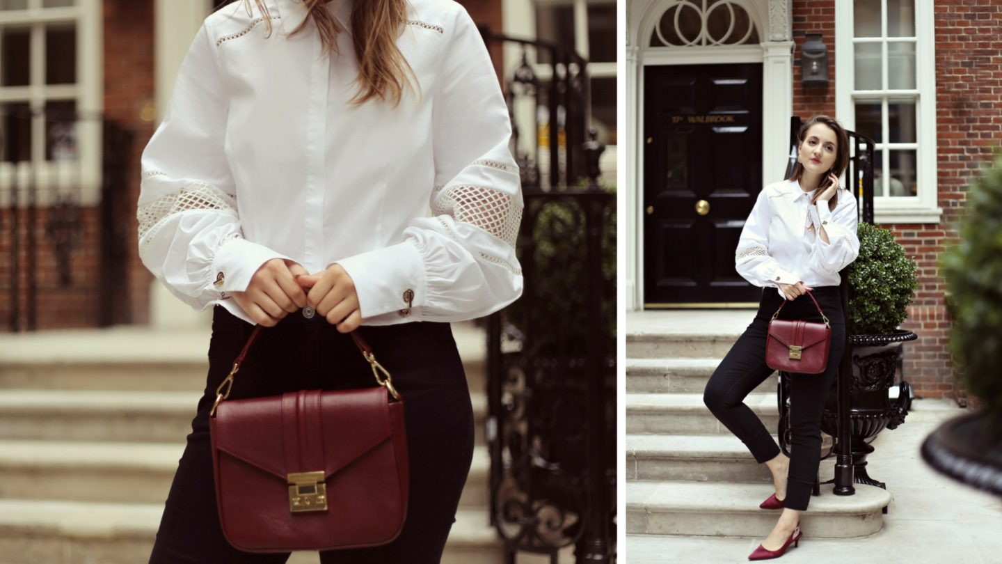 Checked blazer trend - how to style it - Launeden
