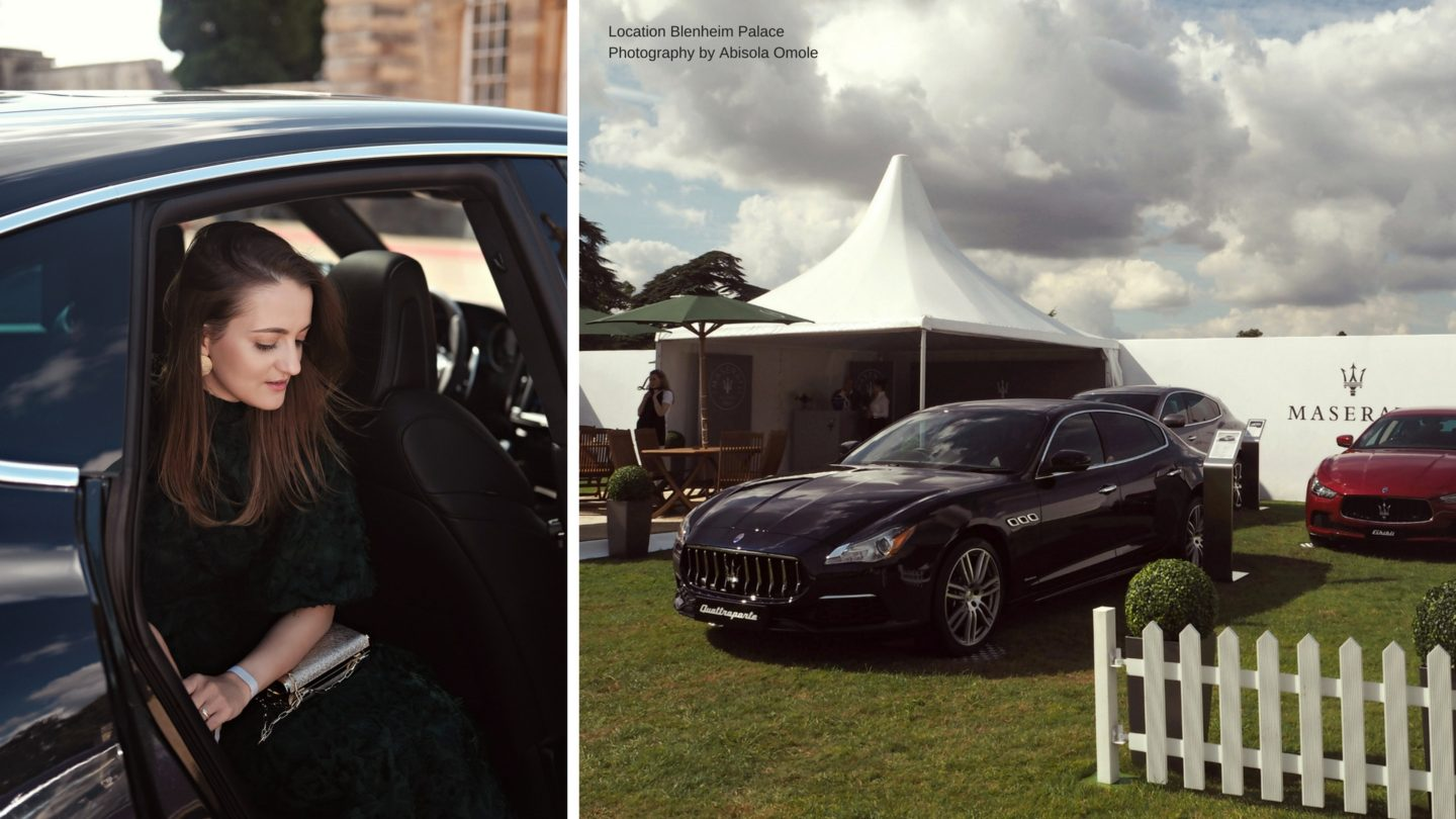 Salon Prive with Maserati - Launeden