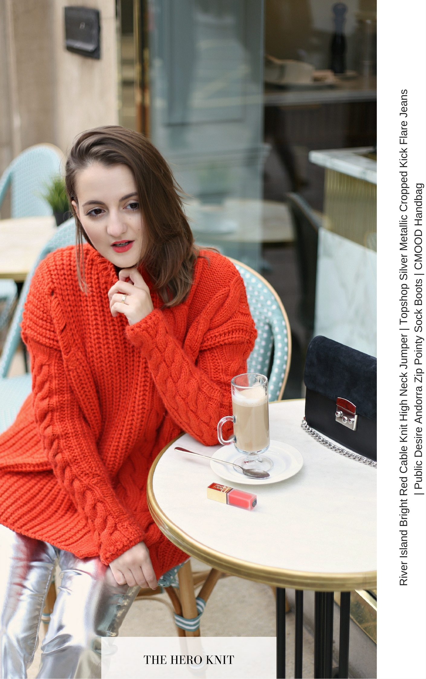 The hero knit jumper - Launeden