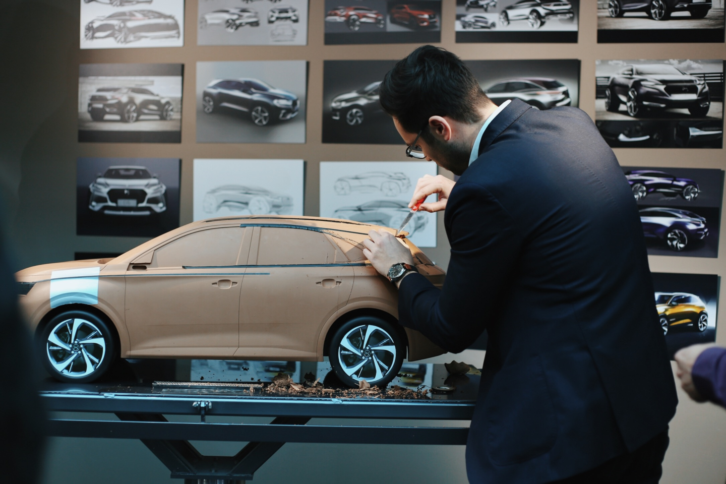 Discover the new DS 7 CROSSBACK