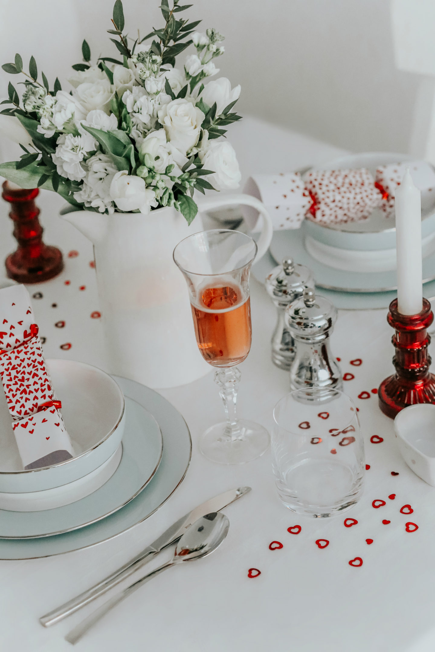 Easy Valentine's Day home-cooked dinner - Launeden