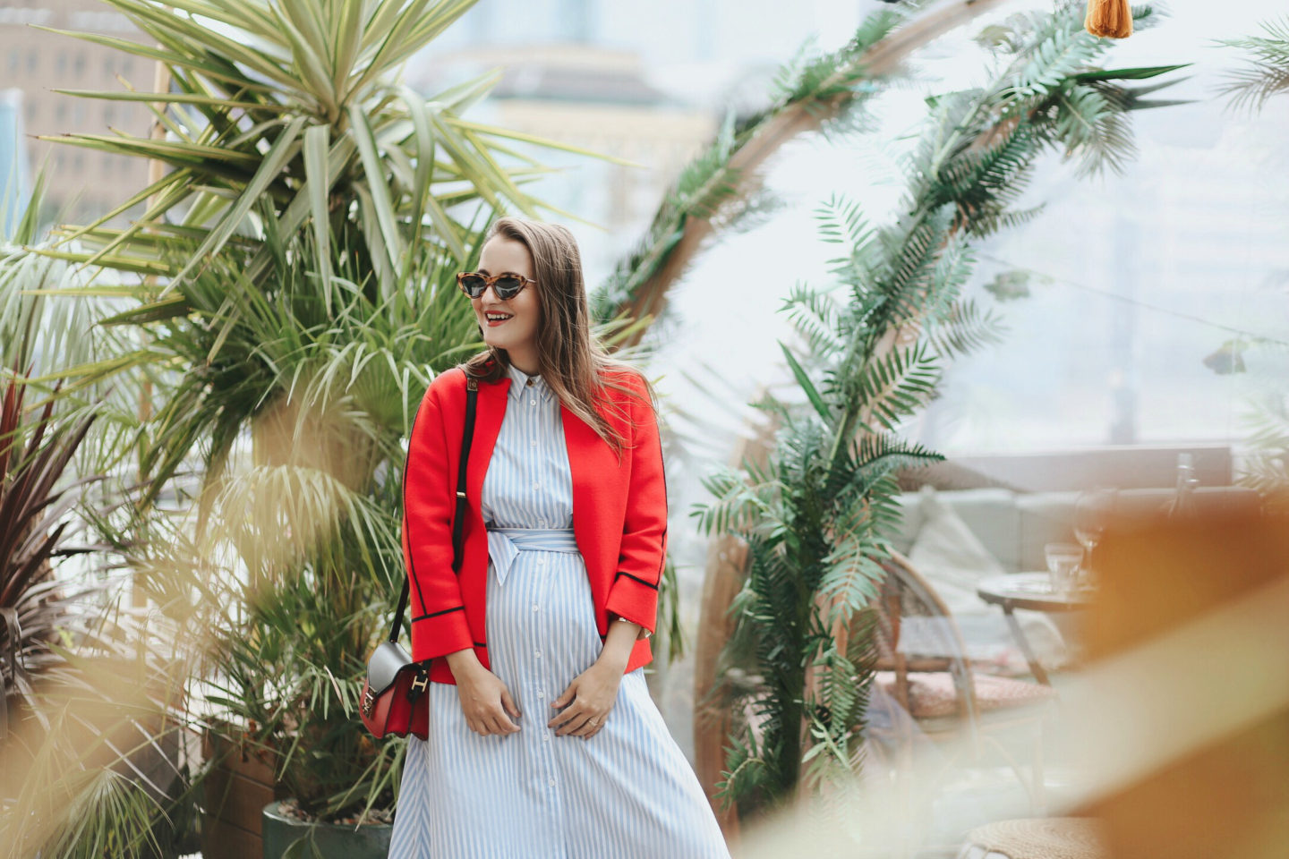 5 ways to style your pregnancy bump