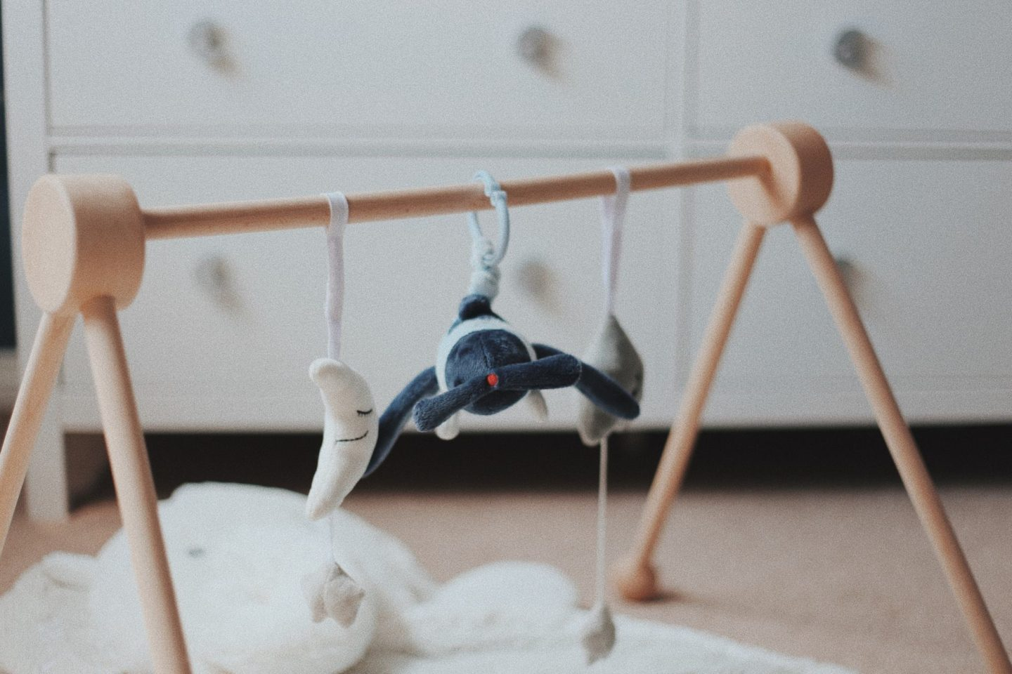 Take a peek into our little boy's nursery - Launeden